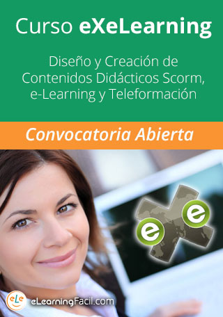 Curso eXelearning exe-learning exe Learning