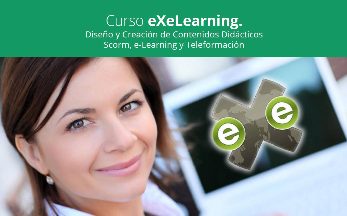 BONIFICADO | Curso eXeLearning  Diseño y Creación de Contenidos Didácticos  Scorm, e-Learning y Teleformación