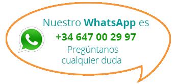 Escríbenos al WhatsApp y te aclararemos tus dudas de los cursos online