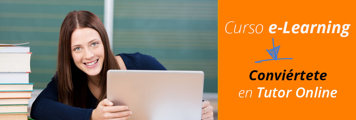 Curso de e-Learning para ser profesor teleformación