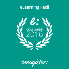 Emagister. Sello CumLaude. Cursos elearning y online