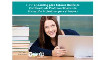 Curso e-Learning para Tutores Online Teleformación