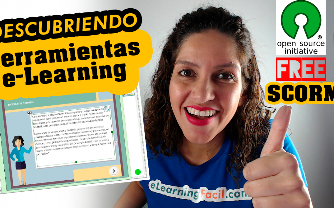 OPEN ELEARNING Software de Autor para Crear SCORM y Contenidos Interactivos para E-Learning. Review # 11
