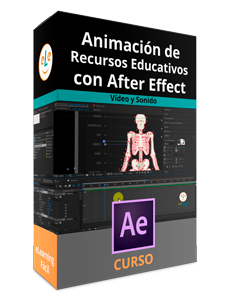 ¡Nuevo Curso! para animar recursos educativos utilizando Adobe After Effect