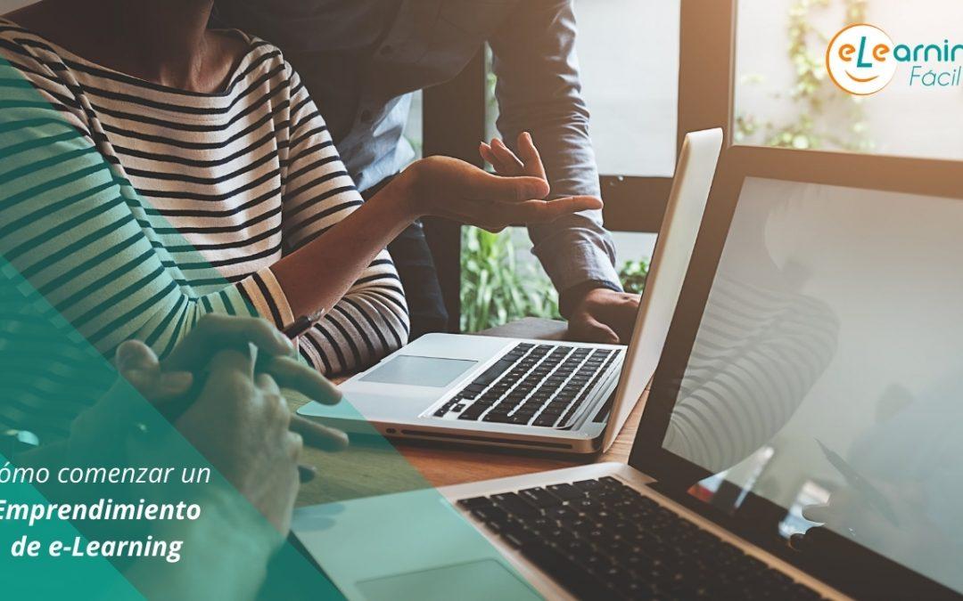 Cómo comenzar un Emprendimiento de e-Learning