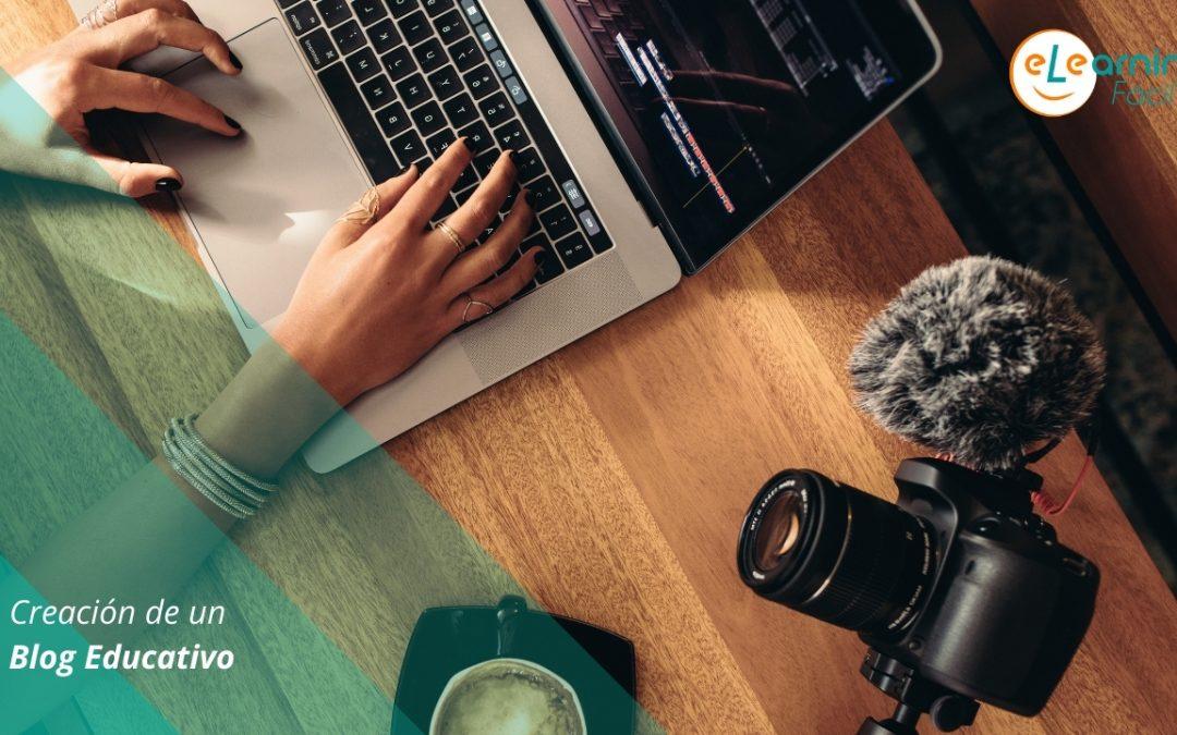 Creación de un Blog Educativo