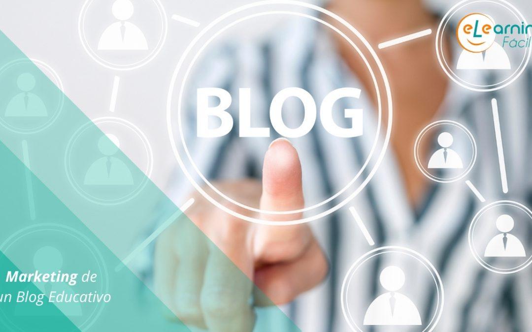 Marketing de un Blog Educativo
