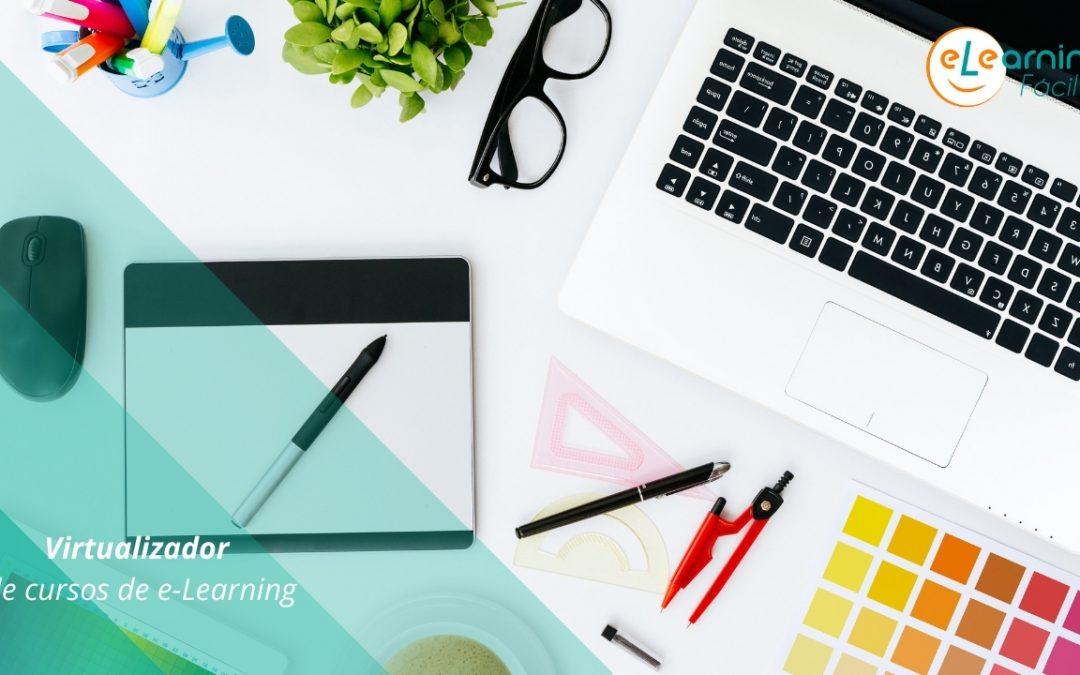 Virtualizador de cursos de e-Learning