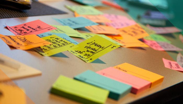 3. Organiza las tareas por grupos