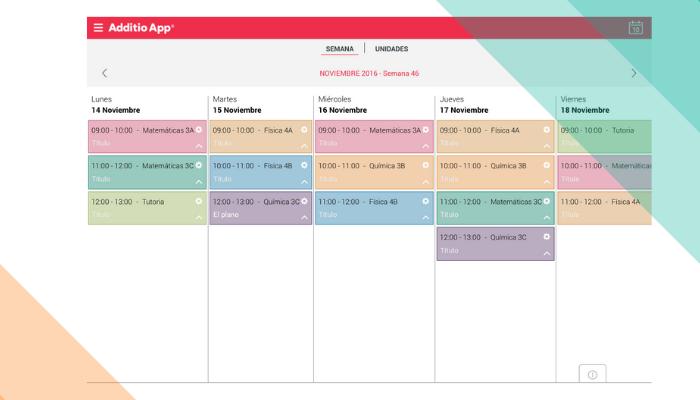 Planificar las clases