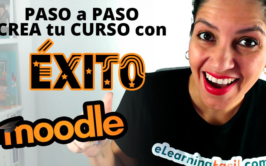 Mi Checklist Para Crear Cursos Con Moodle con ÉXITO