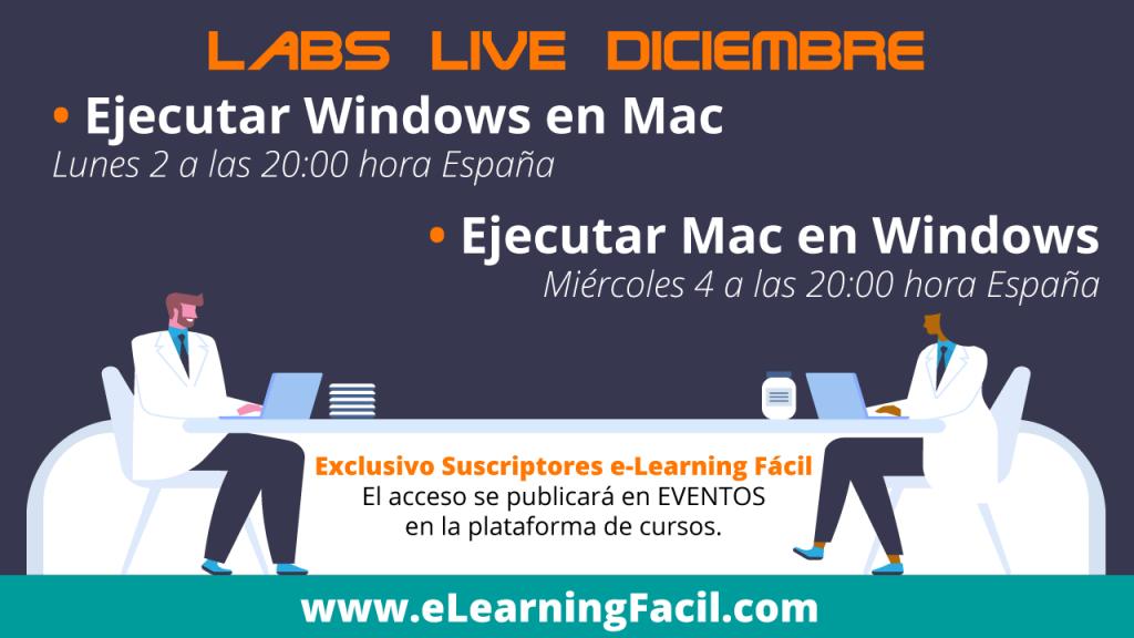 Ejecutar Windows en MAC + Ejecutar MAC en Windows