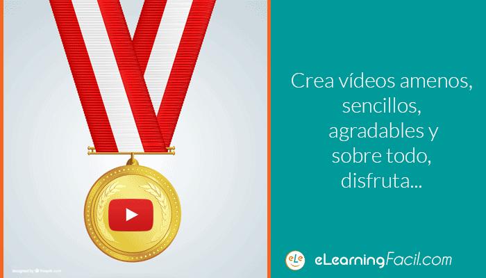 Claves para que tus vídeos tengas éxito