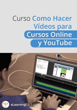 Curso Como Crear Vídeos para YouTube
