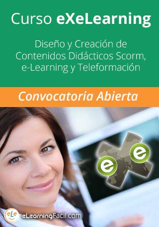 Curso eXelearning exe-learning exe Learning