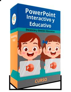 Curso de Power point para crear actividades interactivas y actividades educativas
