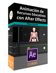 Curso Animación de Recursos Educativos con After Effect (Principiantes)