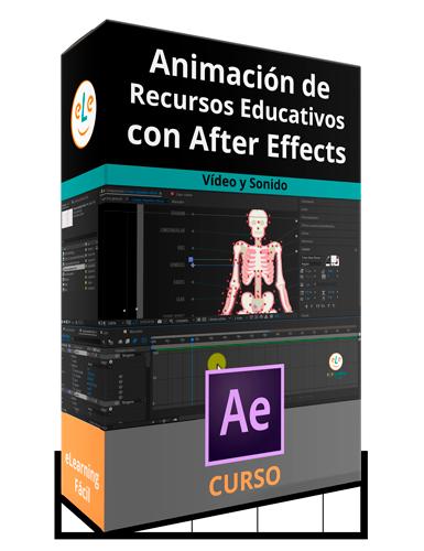 Curso Animación de Recursos Educativos con After Effect (Principiantes)