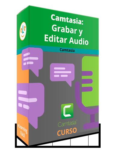 Curso Grabación y Edición de Audio Usando CAMTASIA