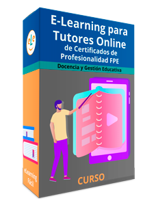 Curso E-Learning para Tutores Online de Certificados de Profesionalidad FPE