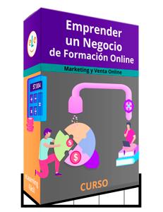 Curso Emprender un Negocio de Formación Online