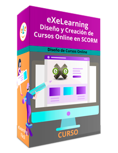 Curso eXeLEARNING. Diseño y Creación de Cursos Online en SCORM