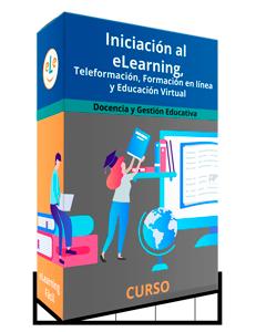 Curso Iniciación al  eLearning, Teleformación, Formación en línea y Educación Virtual
