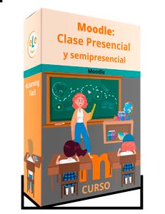 Curso Moodle Uso para la Clase Presencial y Semipresencial Blended Learning