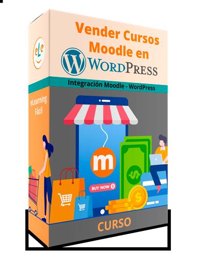 Curso Vender Cursos Moodle Usando WordPress [con plugin Edwiser Bridge]