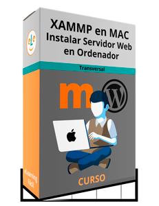 XAMMP en MAC Instalar Servidor Web en Ordenador [Moodle y WordPress]