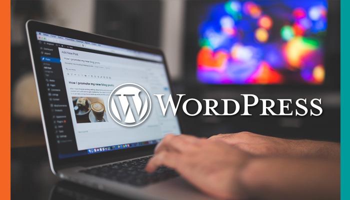Academia virtual en WordPress