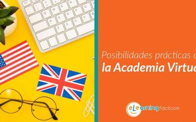✅ Posibilidades Prácticas de la Academia Virtual ✅