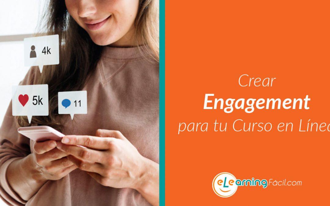 🧑🤝🧑 Crear Engagement para tu Curso en Línea