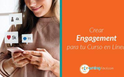 ??? Crear Engagement para tu Curso en Línea