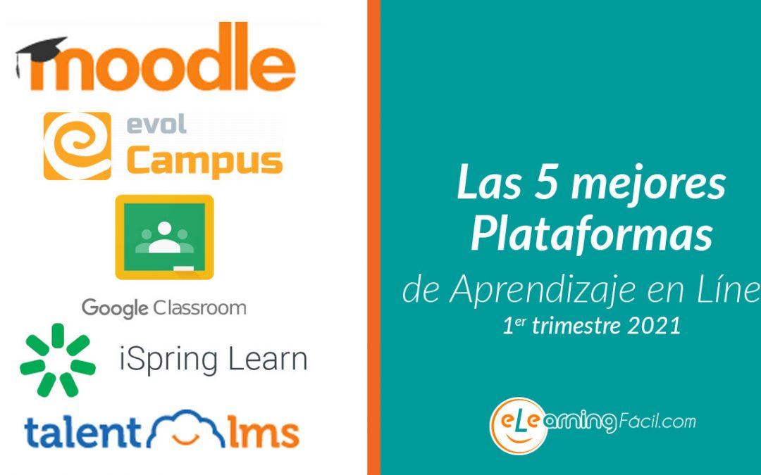 🏆 Las 5 mejores Plataformas de Aprendizaje en Línea 🏆