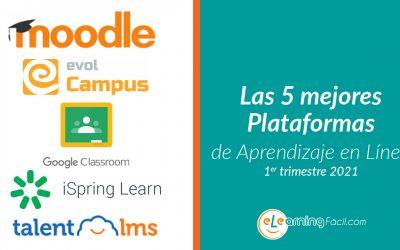 ? Las 5 mejores Plataformas de Aprendizaje en Línea ?