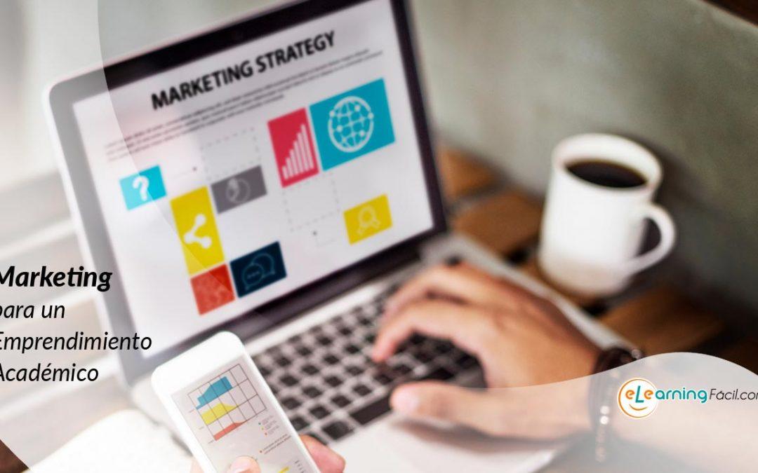 ? Marketing para un Emprendimiento Académico