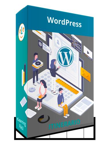 Itinerario Cursos WordPress