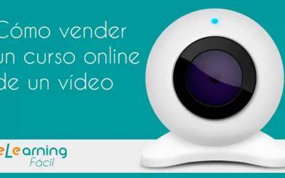 🤑 ¿Cómo vender un curso online de 1 vídeo?
