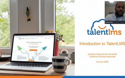 Primeros pasos en la plataforma de formación TalentLMS [Open Class# 4]