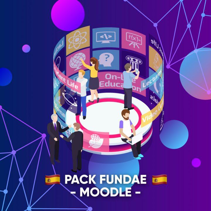 Moodle FUNDAE Plataforma Moodle compatible FUNDAE