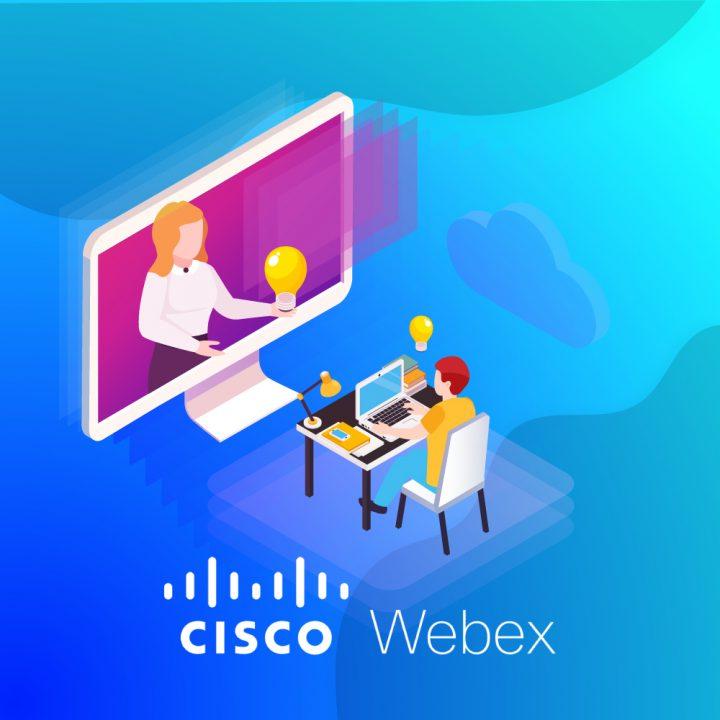 Videoconferencia para Moodle Webex Cisco