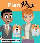 Plan Pro - Cursos Online de eLearning, Diseño de cursos y web, Marketing