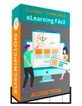 Suscripción a todos los cursos e itinerarios de eLearning Fácil